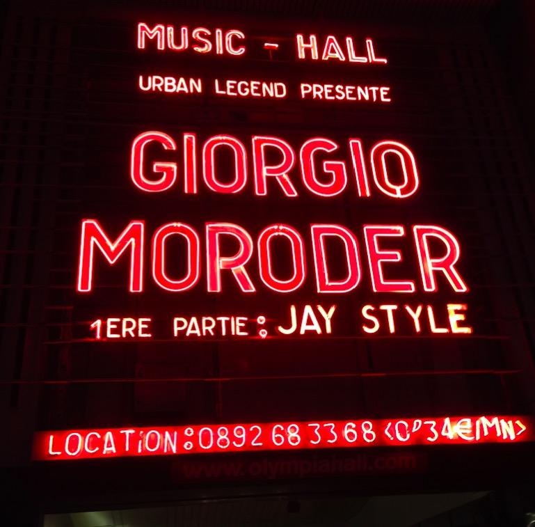 G Moroder