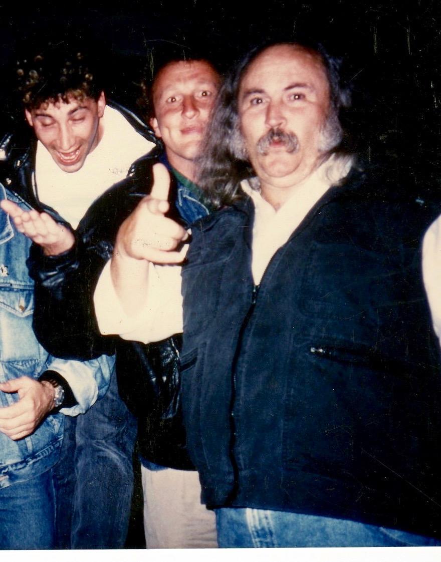 Crosby, GBD & Gardinier en 93