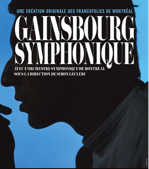 Gainsbourg symphonique