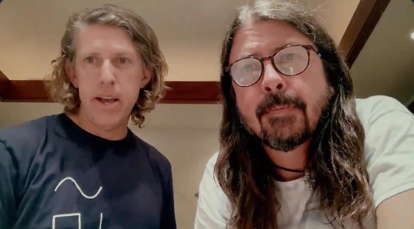Greg and Dave
