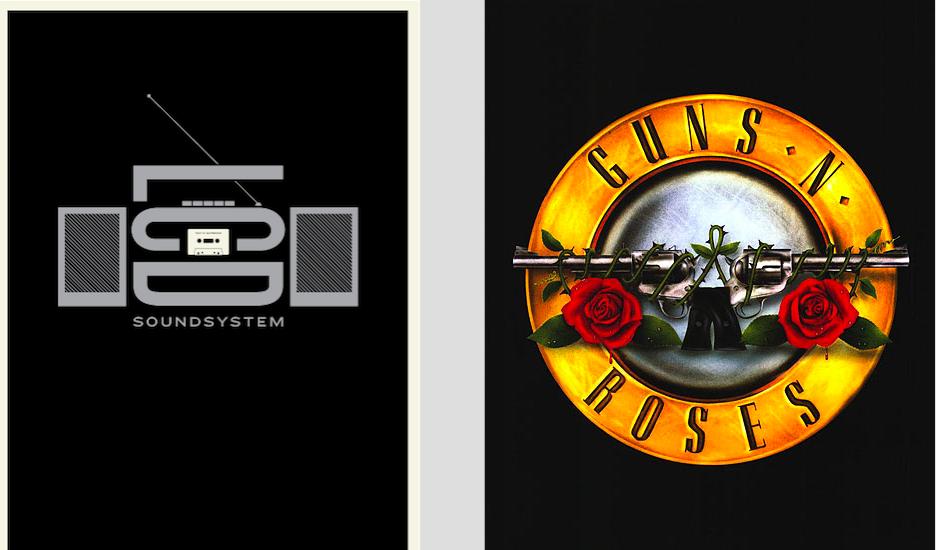 Guns + LCD