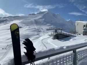 Première neige par PRW