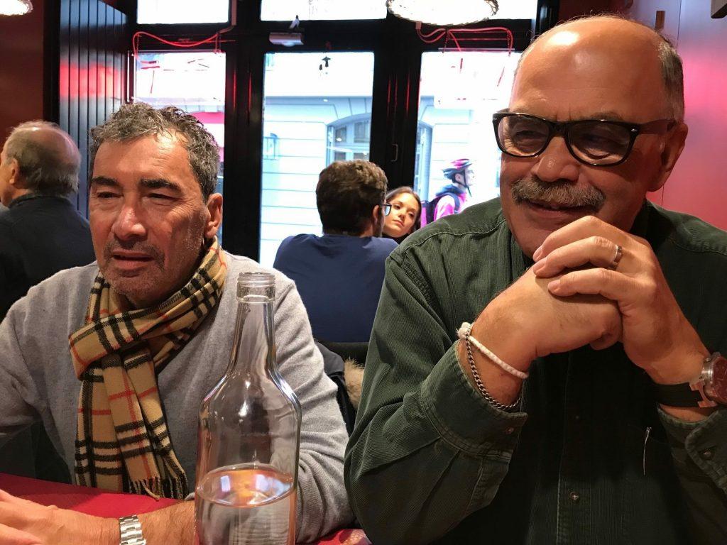 Patrick Mathé et GBD