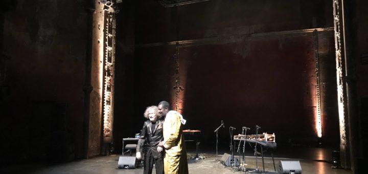 Jean Philippe Rykiel et Lanciné Kouyaté