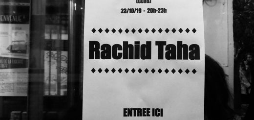 Hommage à Rachid Taha