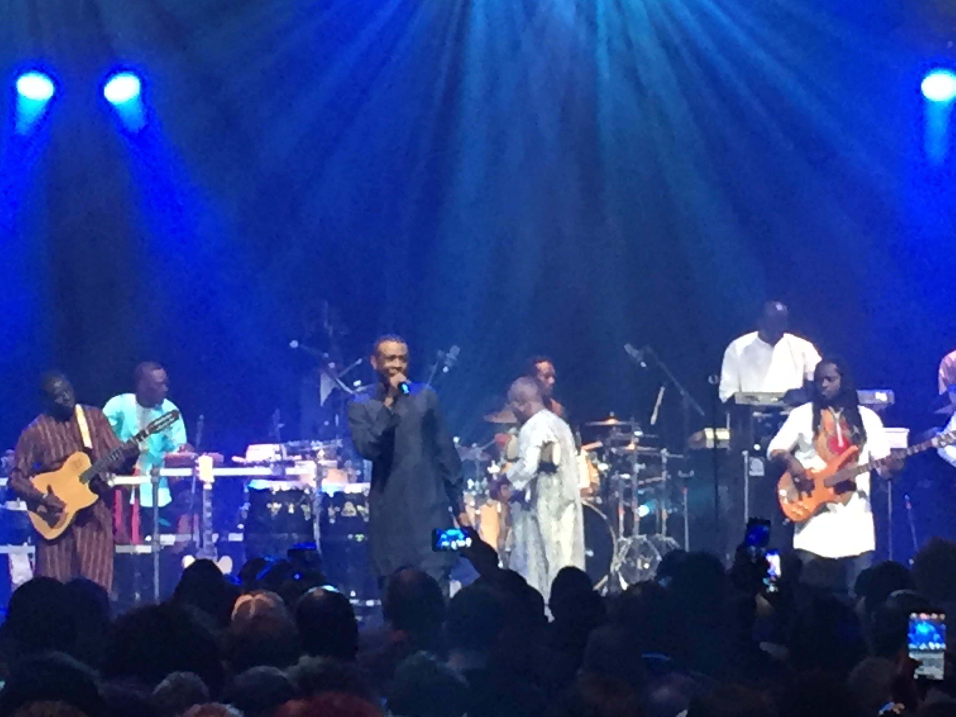 Youssou N'dour @ Bataclan