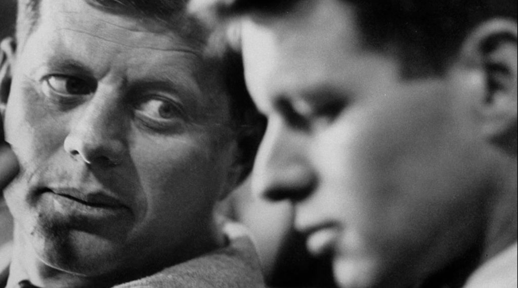 JFK et Bobby