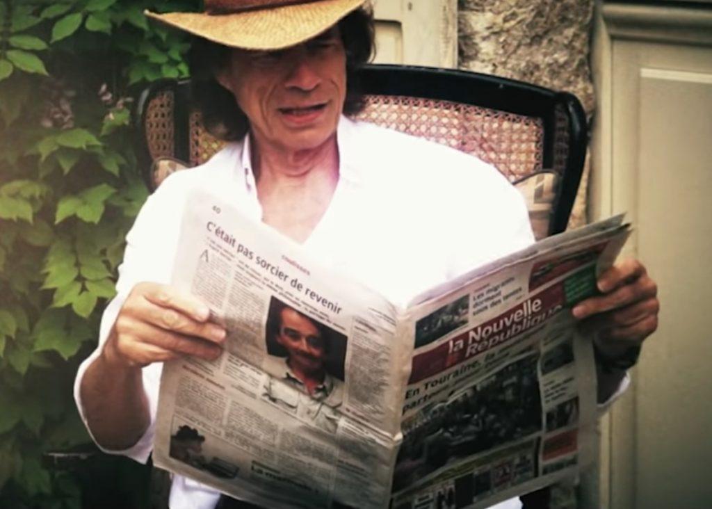 Jagger Nouvelle Republique