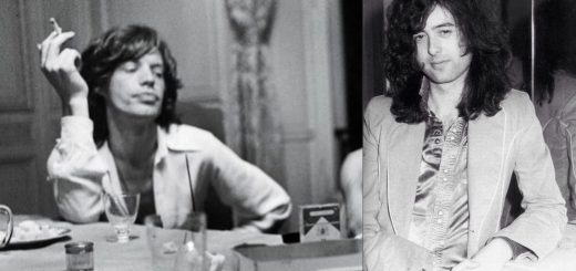 Jagger and Page