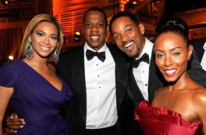 Jay Z Beyonce Will Smith