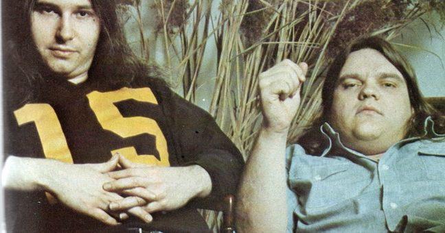 Jim Steinman and Meatl Loaf