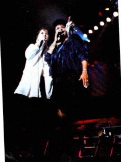 Jim et Robin Clark