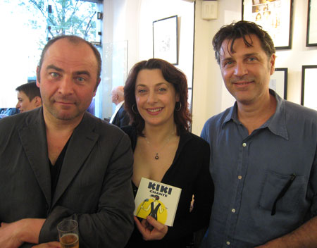 PPA, Catel Muller et José-Louis Bocquet