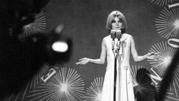 France Gall Eurovision 1965