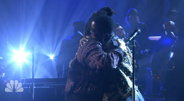 Lauryn Hill + the Weeknd