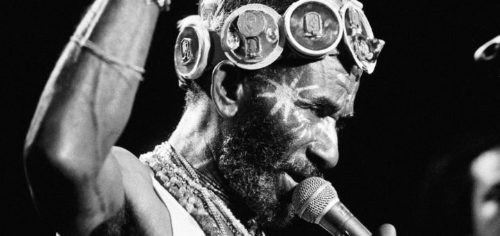 """Lee """" Scratch"""" Perry"""