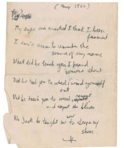 Letter Dylan
