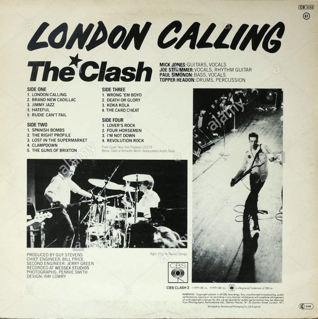 London Calling back