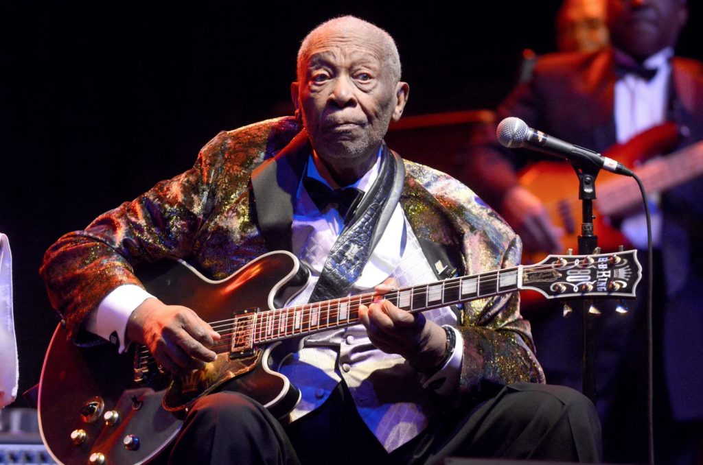 Lucille BB King