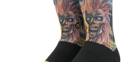 Iron Maiden socks