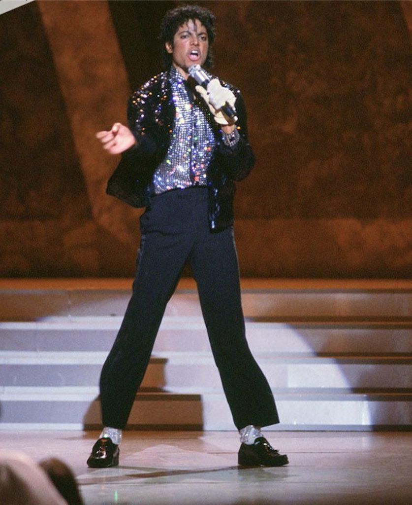 MJ Motown 25th
