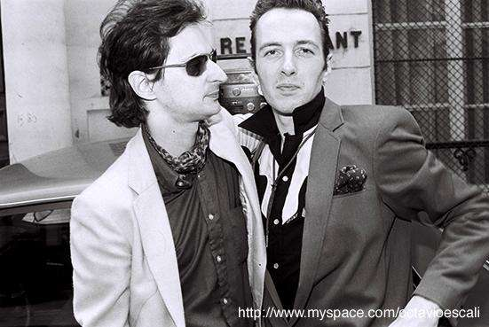 Marc et Strummer By Catherine Faux