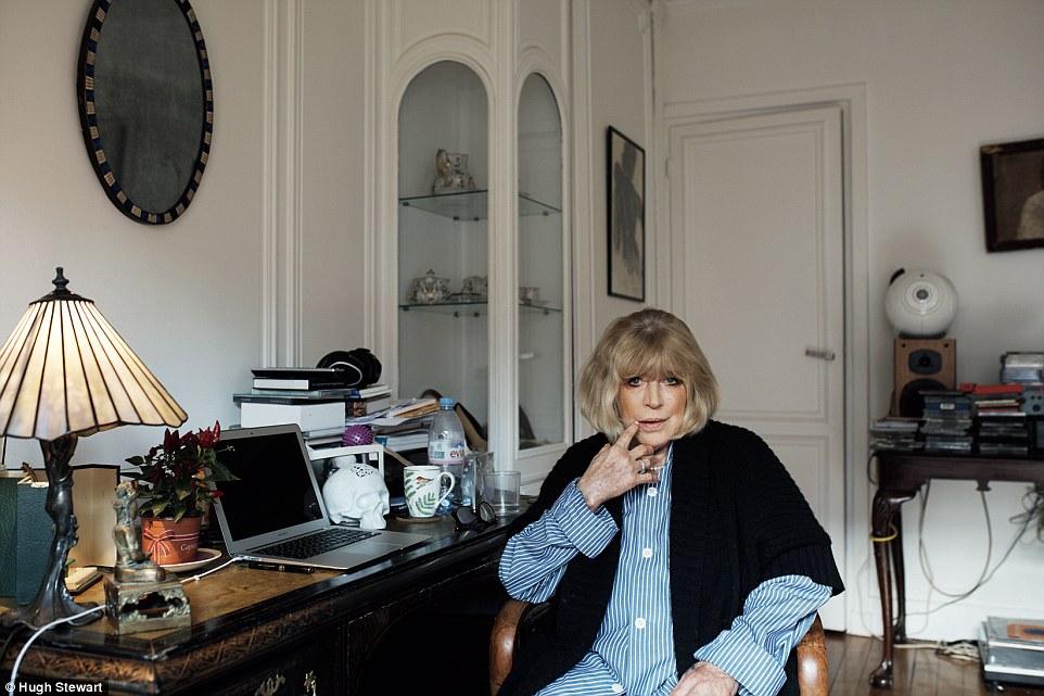 Marianne home