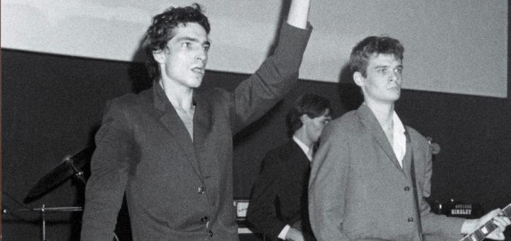 Marquis de Sade crédit Pierre René Worms concert Dijon 1980
