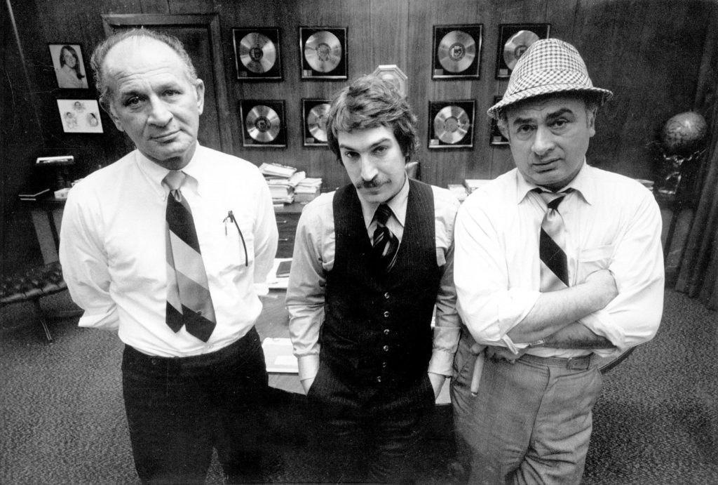 Marshall, Leonard, Phil Chess