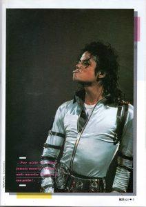Michael Jackson by JY Legras