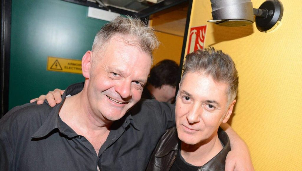 Frank et Etienne
