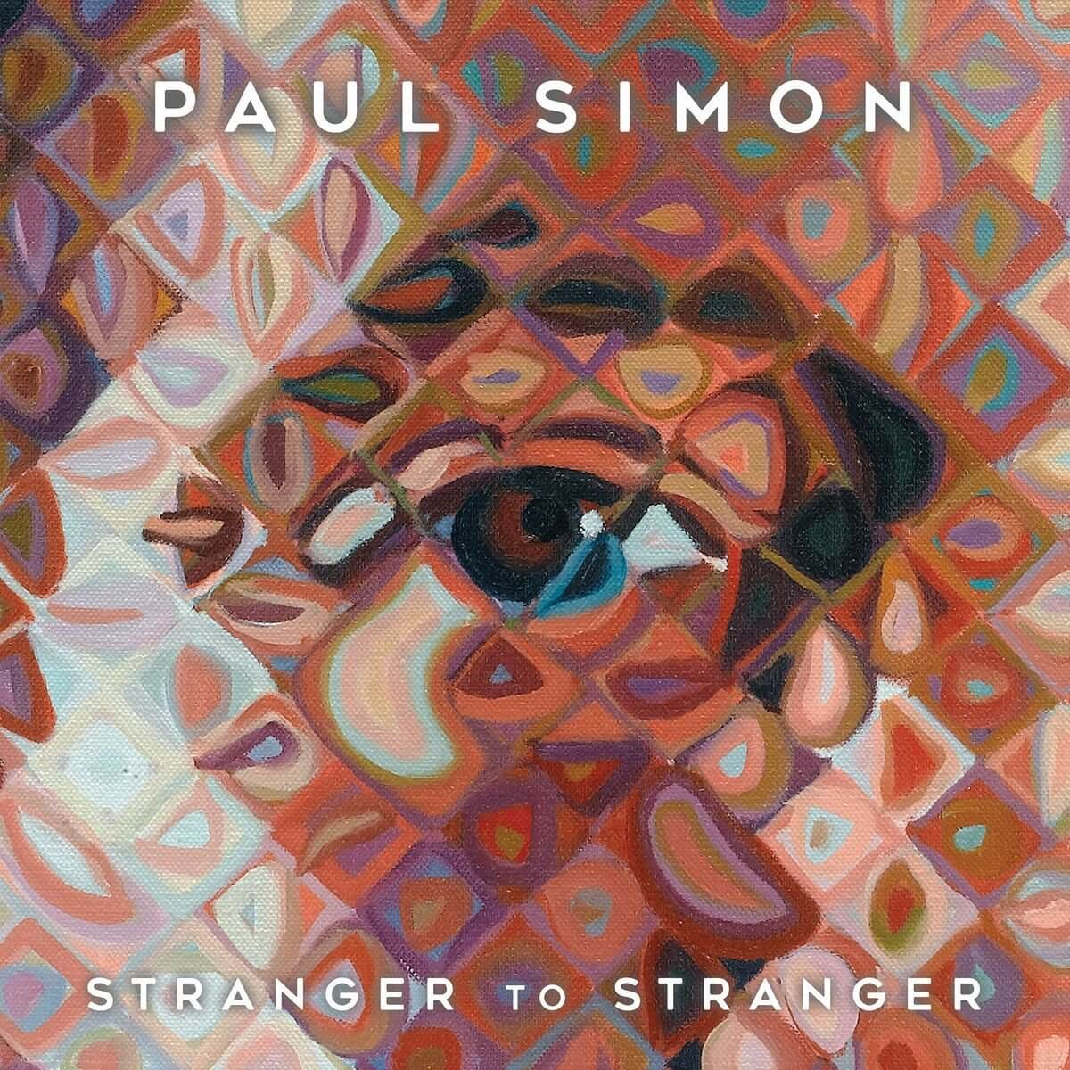 Paul-Simon Stranger To Stranger