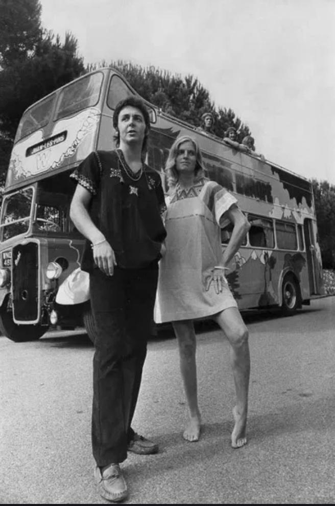 Paul et Linda
