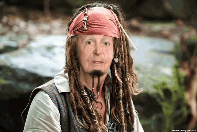 Paulo le pirate