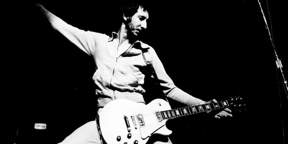 Pete Townshend guitar