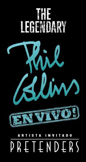 Phil Collins in Rio
