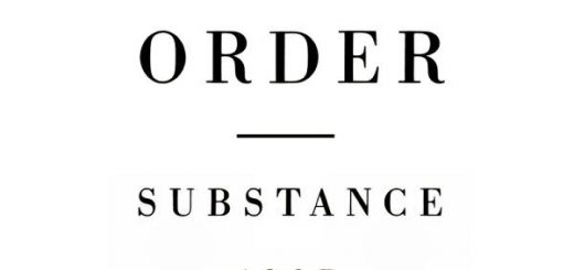"New Order ""Substance"""