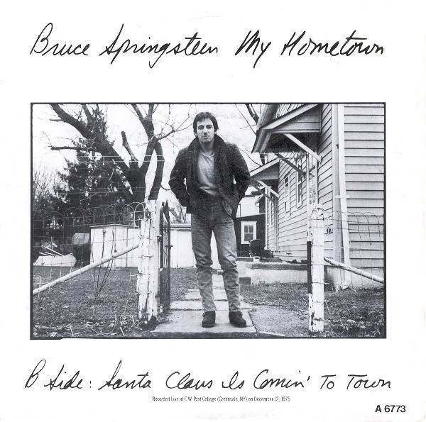 My Hometown Bruce Springsteen
