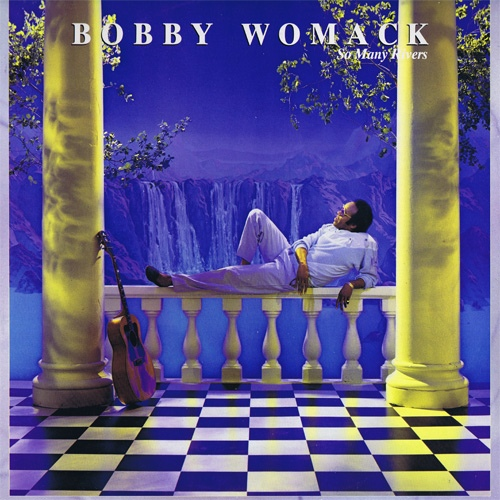 "Bobby Womack ""So Many Rivers"""