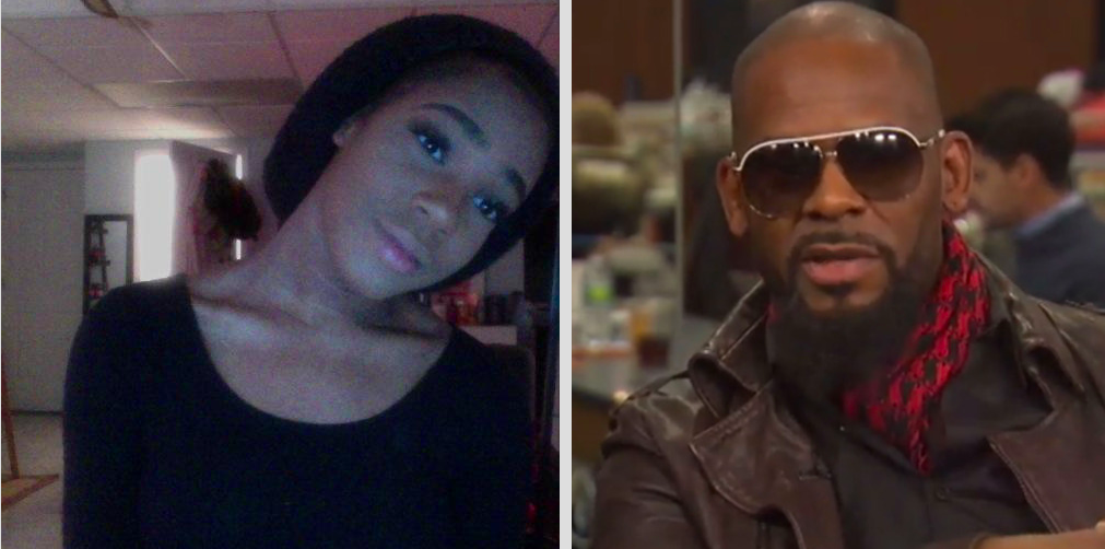 R Kelly and Ariirayé