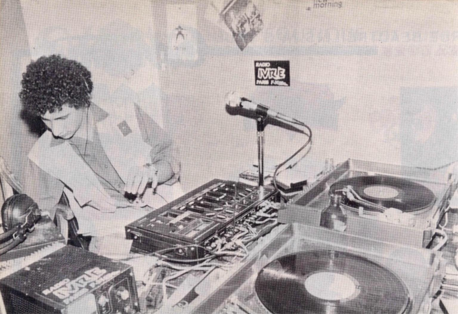 GBD au micro de Radio Ivre 88.8
