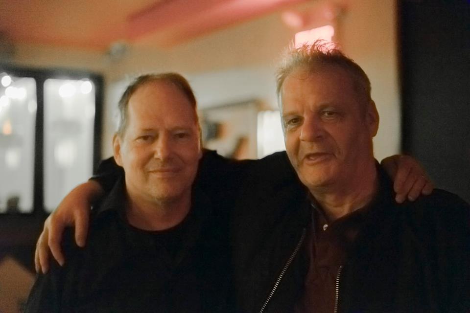 Richard aLloyd & Frank Darcel