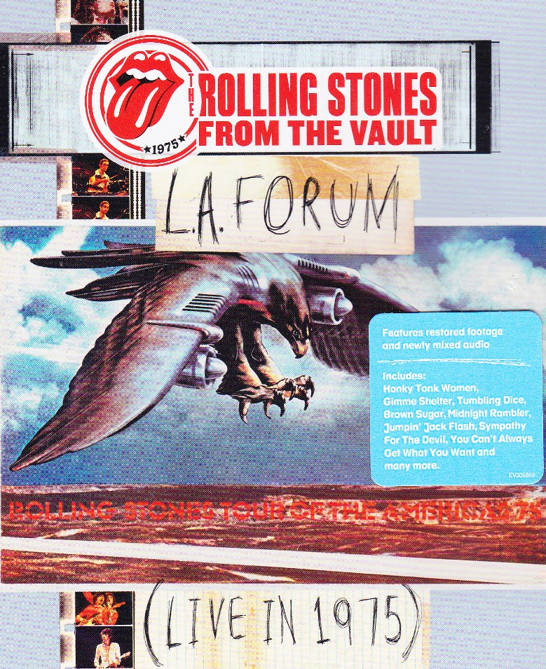 The LA Forum live in 1975