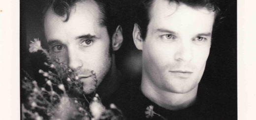 Senso avec Patrick et Frank 1986 by Antoine Giacomneni
