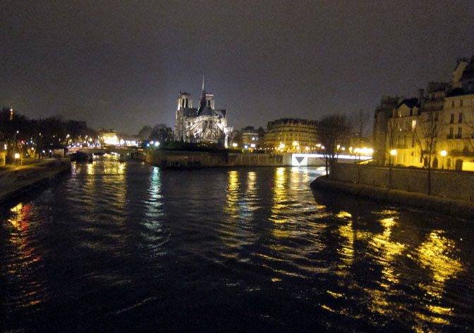 Paris by Baron Wolman