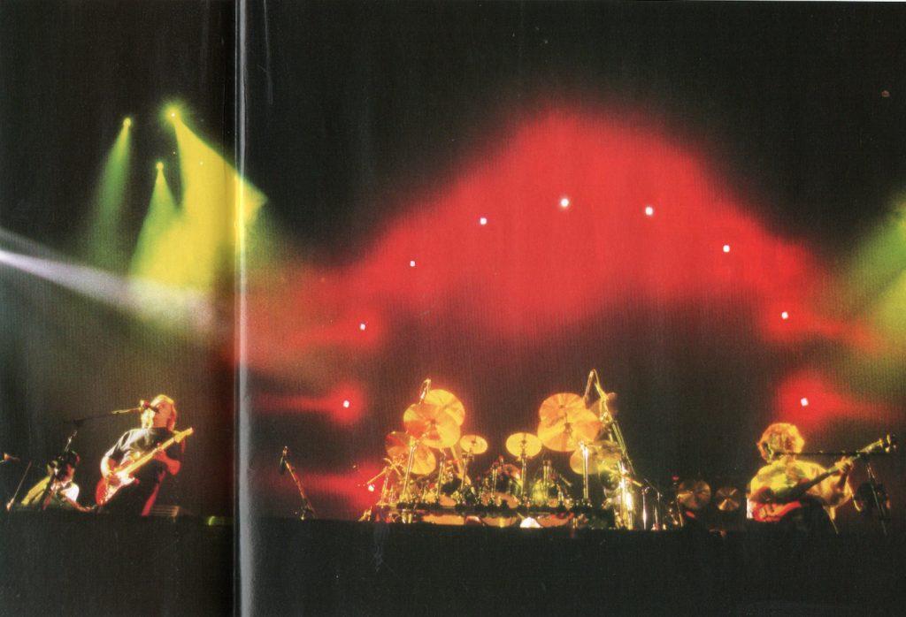 Pink Floyd by Jean Yves Legras