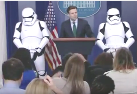 Star Wars @ White House