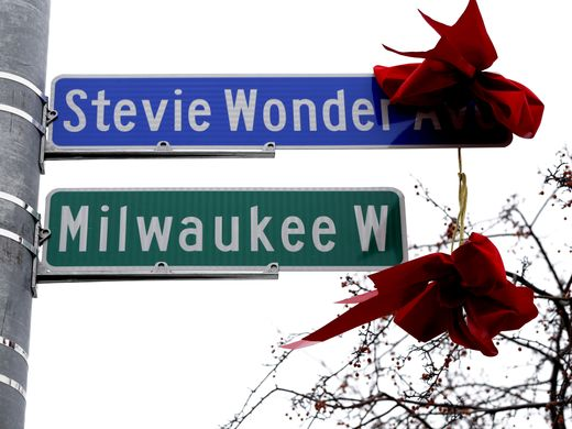 Stevie Wonder Avenue