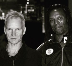 Sting and Ranking Roger