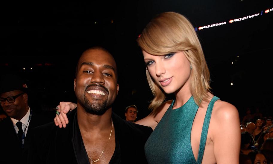 Taylor & Kanye
